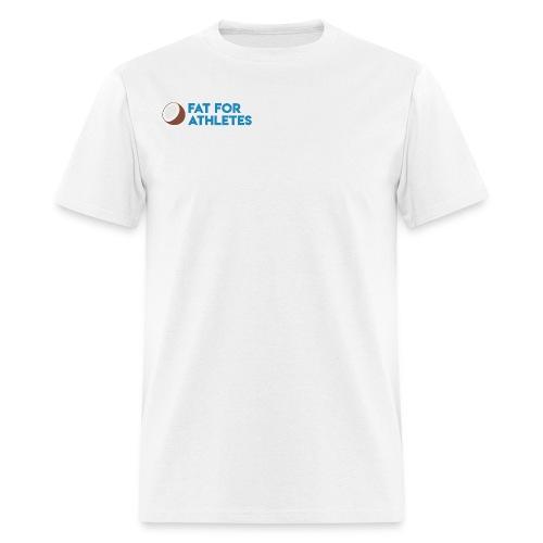 Fat For Athletes Merch - Men's T-Shirt