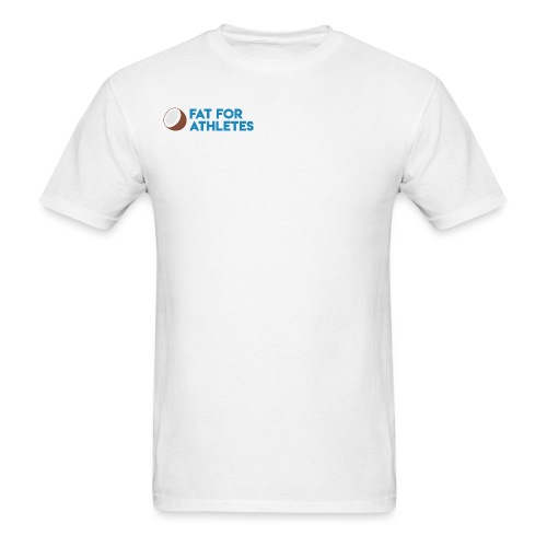 Fat For Athletes Merch - Men's T-Shirt