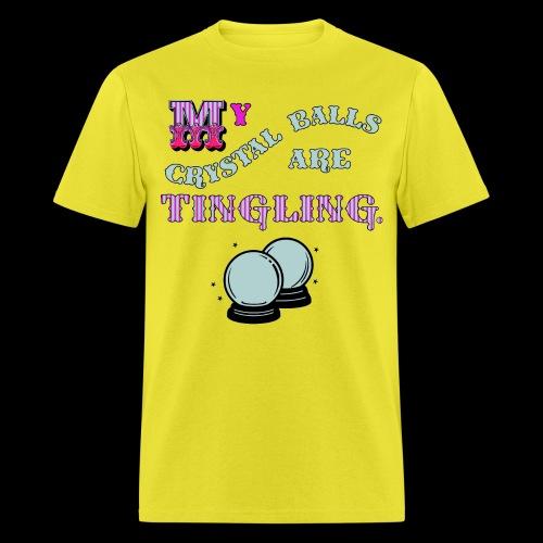 crystal balls carnival - Men's T-Shirt