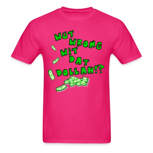 what wrong png - Men's T-Shirt