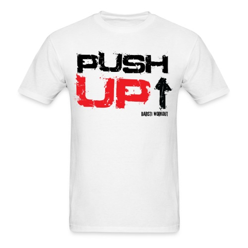 push upb png - Men's T-Shirt