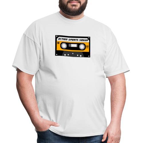 actionsportssquad cassette - Men's T-Shirt
