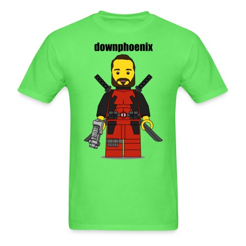 Downphoenix Shirt - Men's T-Shirt