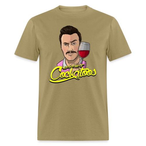 SilentDroidd Tshirt 01 png - Men's T-Shirt