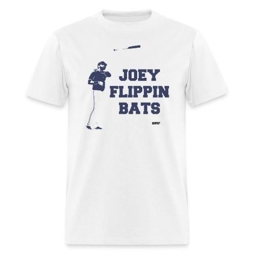Joey Flippin BatsB png - Men's T-Shirt