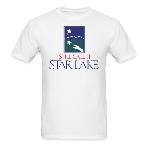 I Still Call it Star Lake - Men's T-Shirt
