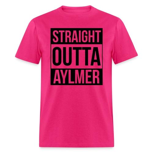 StraightOuttaAylmer - Men's T-Shirt