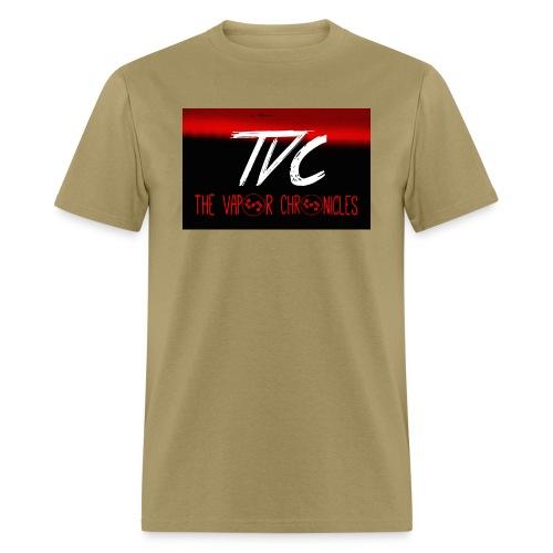 fire above TVC - Men's T-Shirt