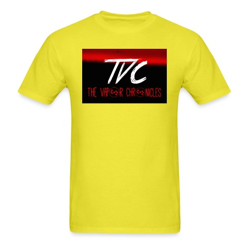 fire above TVC - Men's T-Shirt