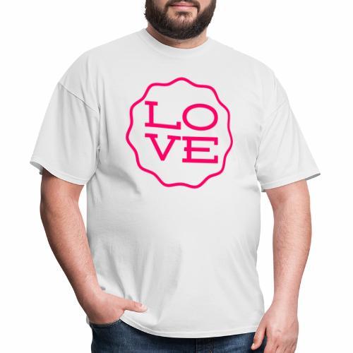 love design - Men's T-Shirt
