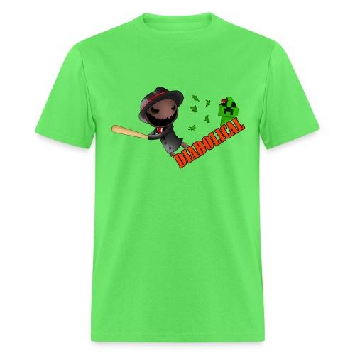 Diabolical sack png - Men's T-Shirt