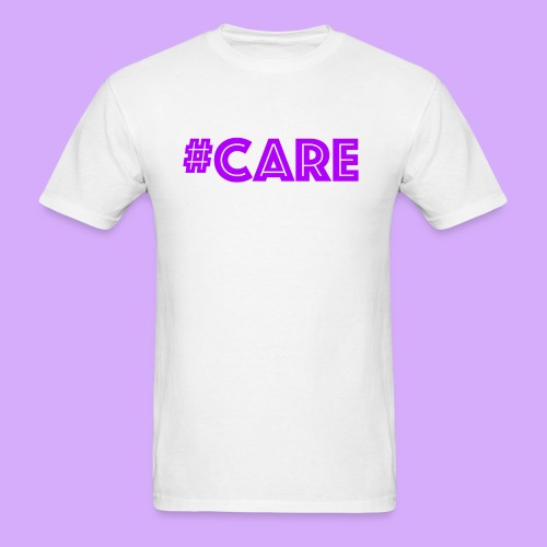 CARE png - Men's T-Shirt