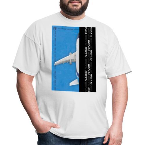 01 - 732 Contrast - Men's T-Shirt