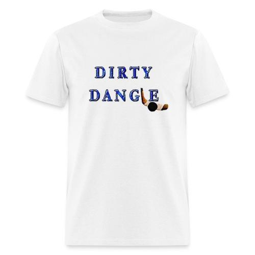 dirty dangle logo clean 3600 - Men's T-Shirt