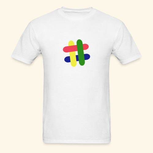 hashtag - Men's T-Shirt