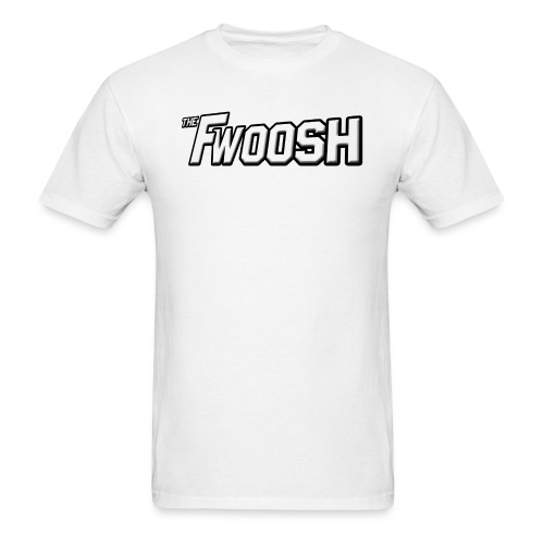 thefwoosh gif - Men's T-Shirt