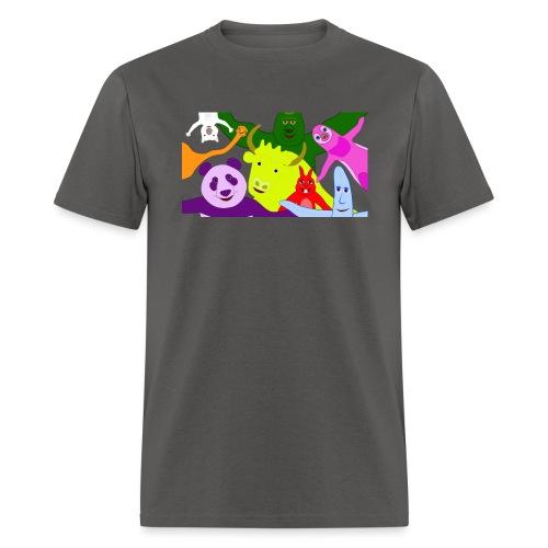 animals tshirt 1 - Men's T-Shirt