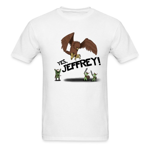 Yes Jeffrey! Women's T-Shirts - Men's T-Shirt