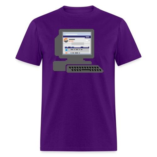 dreweyes 02 - Men's T-Shirt