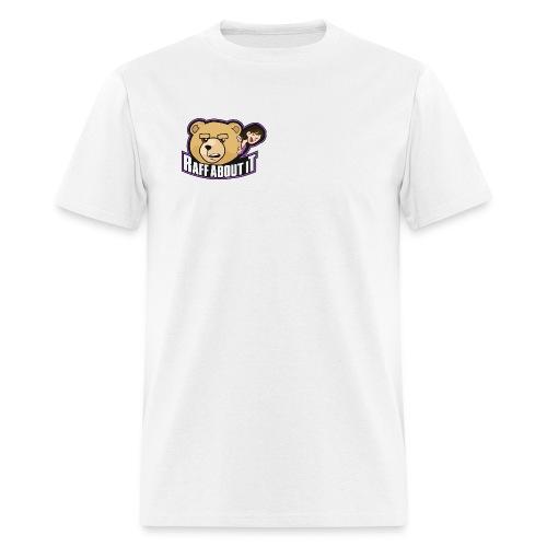 RaffAboutIt Logo png - Men's T-Shirt