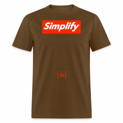 Simplify [fbt] - Men's T-Shirt