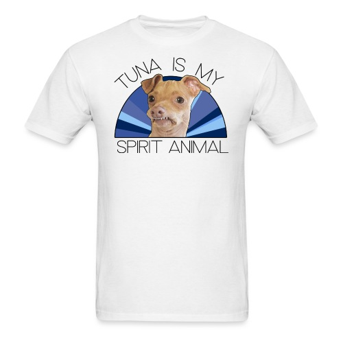 Spirit Animal–Hanukkah - Men's T-Shirt