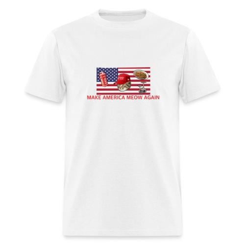 Make America Meow Again - Men's T-Shirt