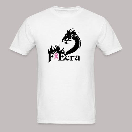 crū Breast Cancer Awareness - Men's T-Shirt
