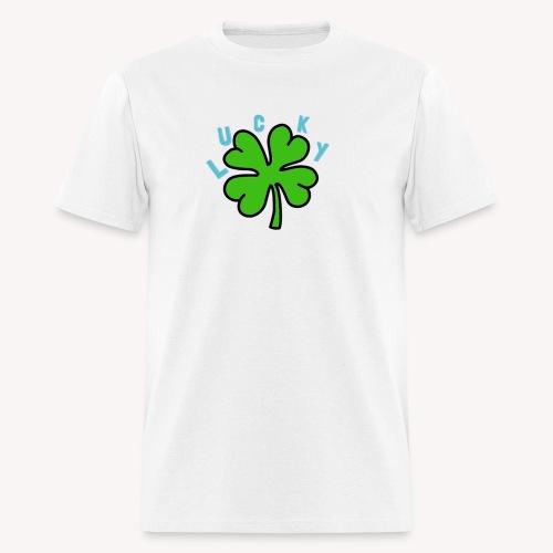 Lucky - Men's T-Shirt