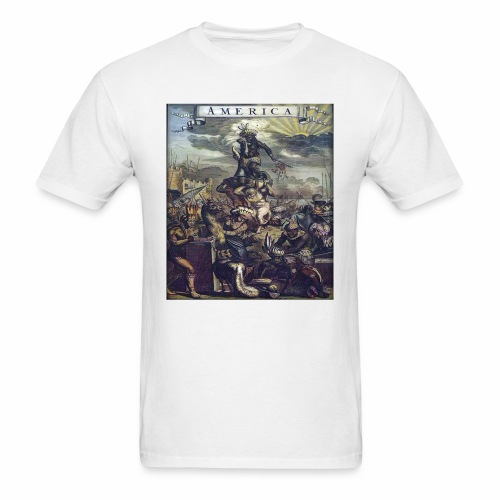 This Is America - Men's T-Shirt