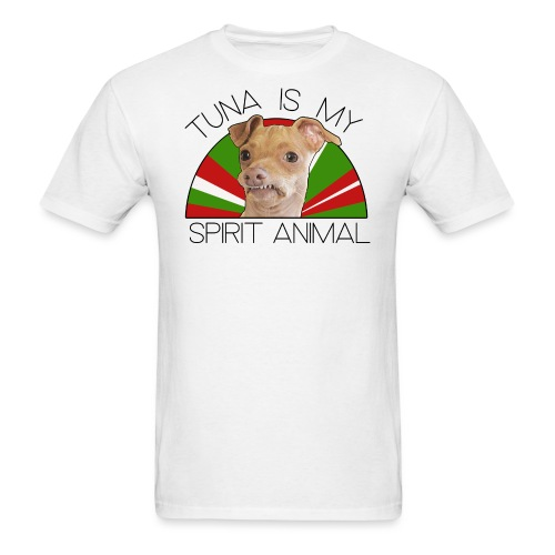 tuna_xmas - Men's T-Shirt
