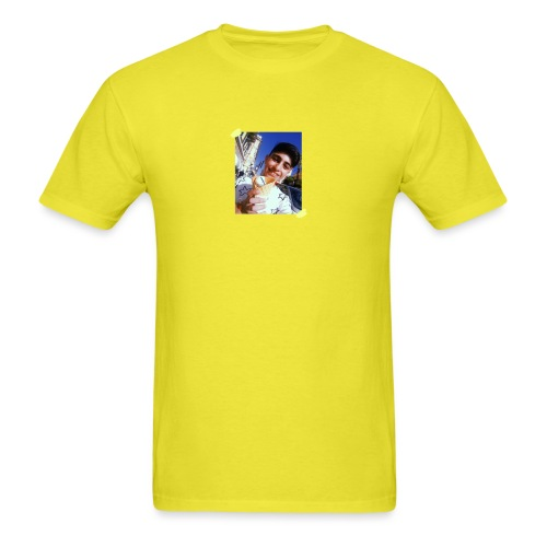 WITH PIC - Men's T-Shirt