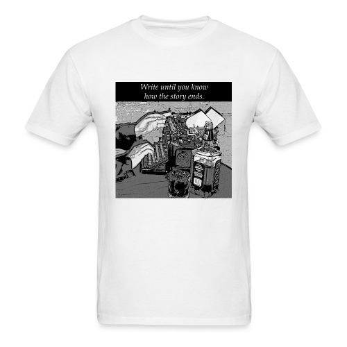 Write Your Own Story! - Men's T-Shirt