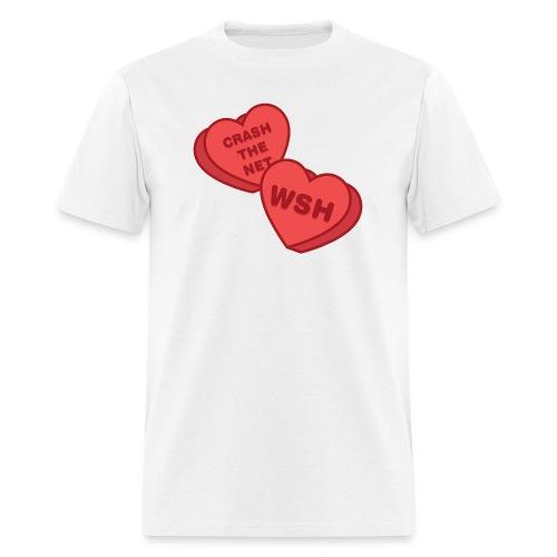 Candy Hearts - Men's T-Shirt