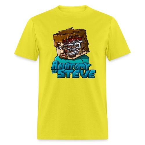 SethblingRedStoneInside Fixed png - Men's T-Shirt