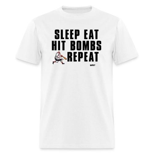 HitBombsB png - Men's T-Shirt