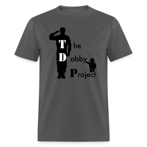 dabbyprojtshirt1 - Men's T-Shirt