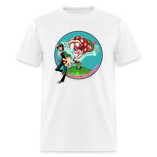 OnlyAustin05 DESIGNREVAMP 2 png - Men's T-Shirt