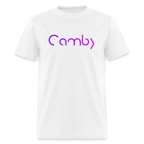 Camby Logo - Men's T-Shirt