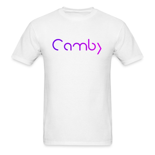 Camby Logo - Men's T-Shirt