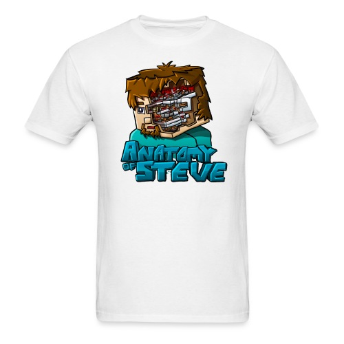 SethblingRedStoneInside Fixed png - Men's T-Shirt