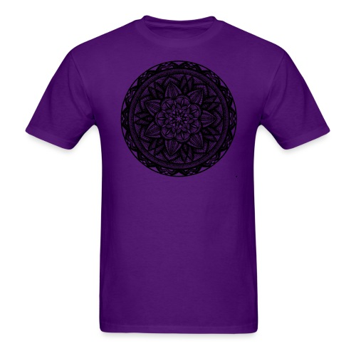Circle No.2 - Men's T-Shirt