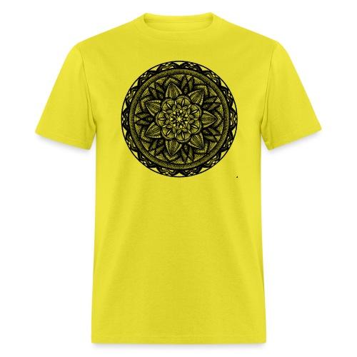 Circle No.2 - Men's T-Shirt