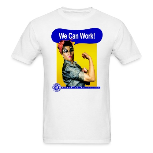 We Can Work! - Men's T-Shirt