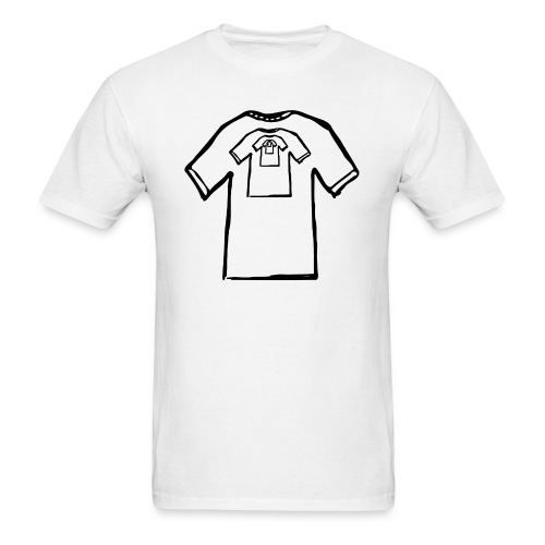 recursive2 - Men's T-Shirt