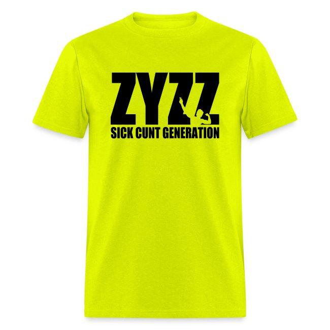 Zyzz Sickkunt Generation