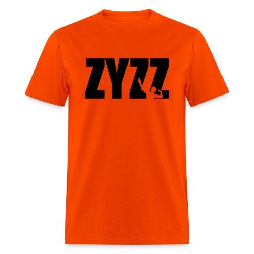 Zyzz text - Men's T-Shirt
