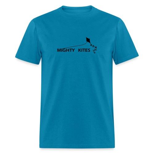 mightykites vectorized - Men's T-Shirt