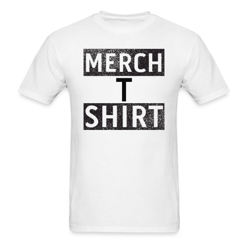 Merch T Shirt - Men's T-Shirt