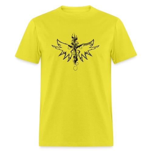 peace.love.good karma - Men's T-Shirt